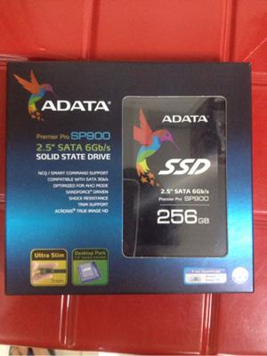 SSD Adata 256Gb SP900 Sata 6 Gb / S Premier Pro