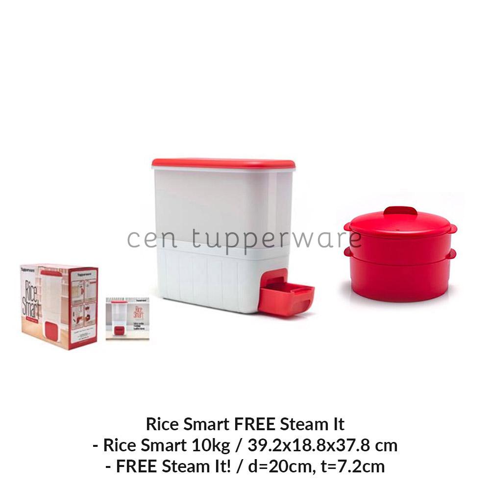 Tupperware Rice Smart FREE Steam It