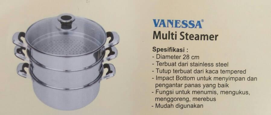 Multi Steamer Diameter 28cm