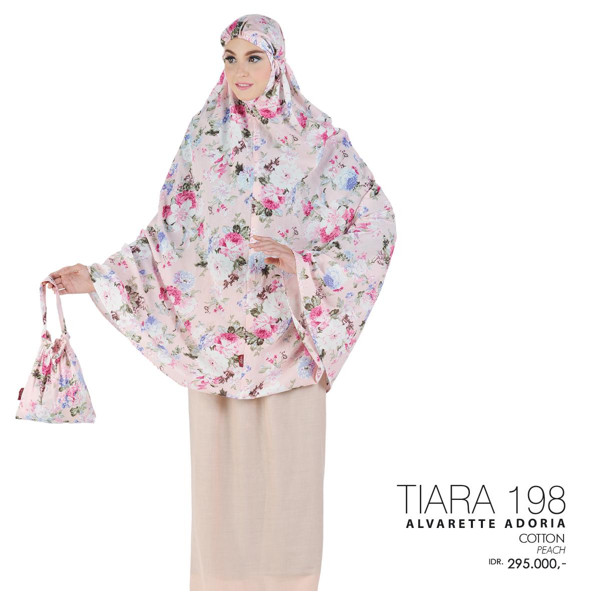 Tatuis Mukena Tiara 214 Peach Spec Dan Daftar Harga Terbaru Indonesia 235 198