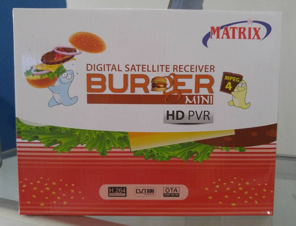 Matrix Burger S1