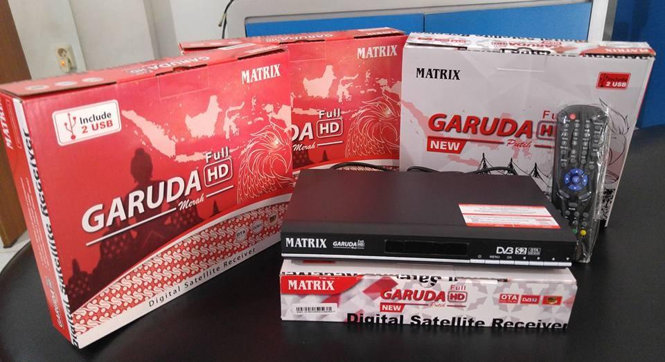 Matrix Garuda HD