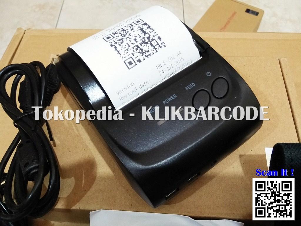 Jual Printer Bluetooth Branded Iware Wd 58l Windows Android 58 Mm Untuk Ios Klikbarcode Tokopedia