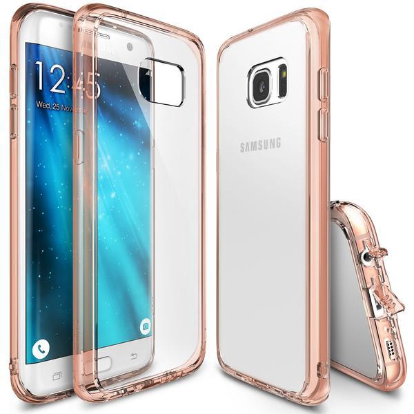 Rearth Ringke Fusion Case Samsung Galaxy S7 - Rose Gold