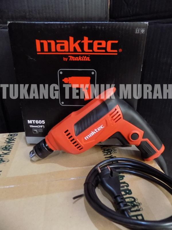 Mesin Bor 1 Arah Maktec MT605 / MT 605