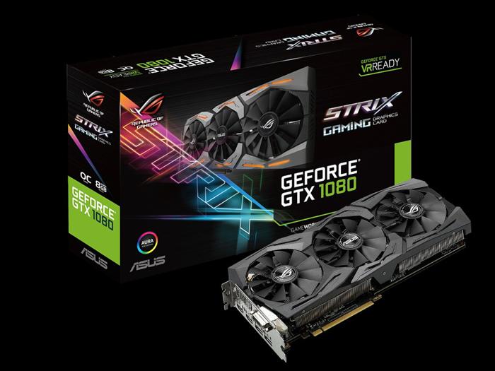 VGA NVIDIA GEFORCE ASUS GTX 980TI GOLD 6GB GAMING