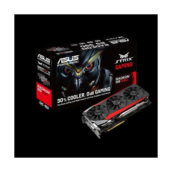 VGA RADEON ASUS 480 strix 8gb Gaming