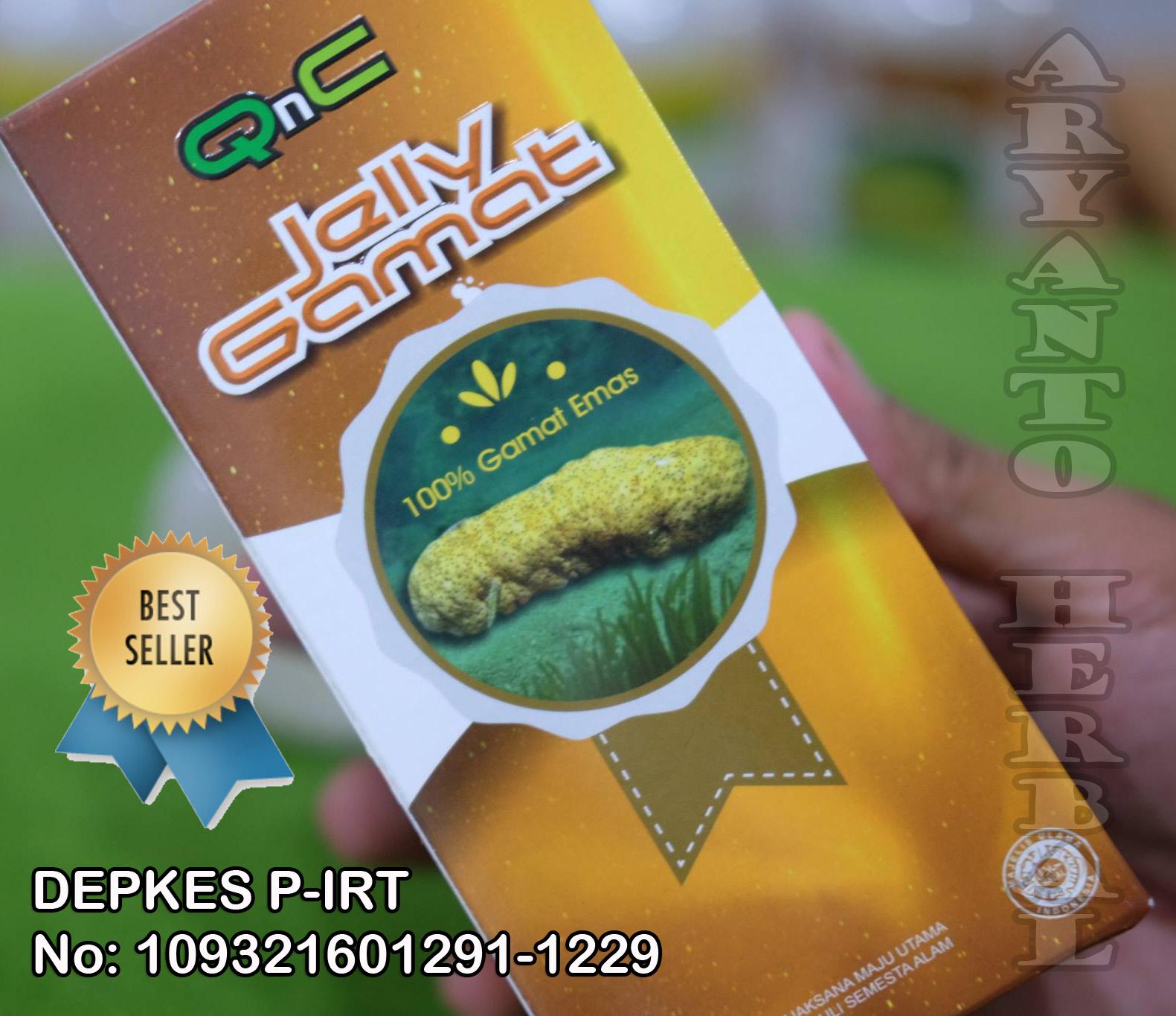 Jual Obat Sinusitis Herbal Akut Kronis Qnc Psoriasis Jelly Gamat Toko Herb Aryanto Tokopedia