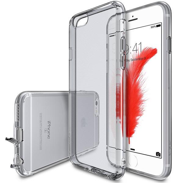 Ringke iPhone 6 - 6s Air Soft Case - Smoke Black