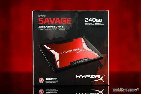 SSD KINGSTON 240GB Hyper X Savage 240GB Type SHSS37A