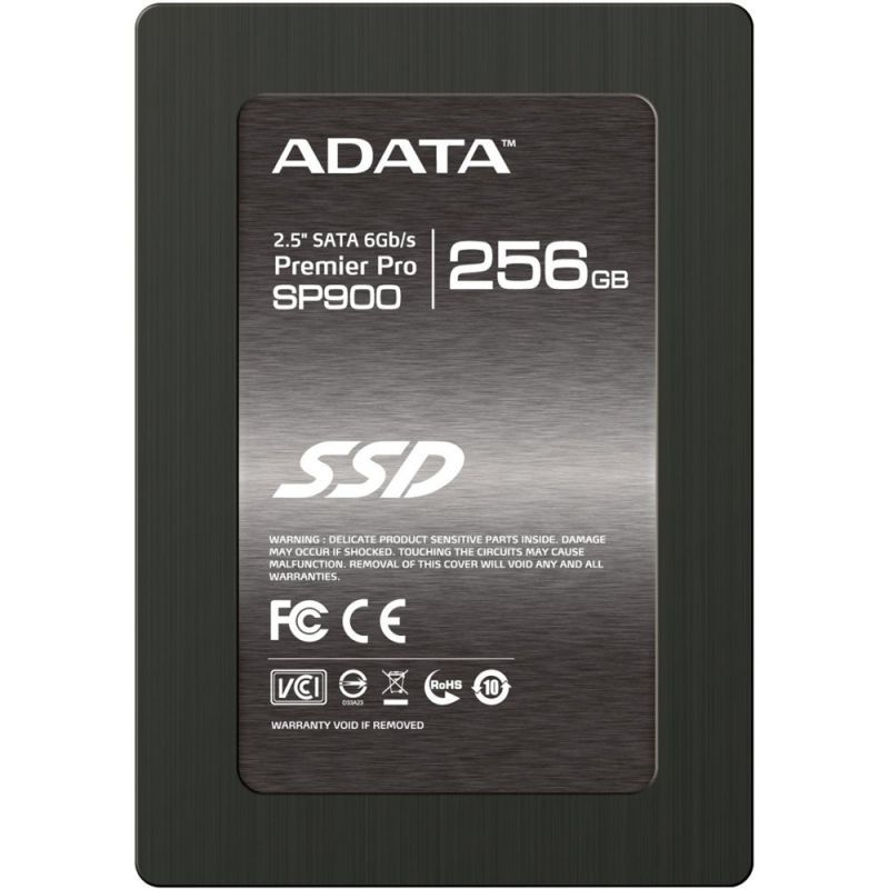 SSD ADATA 256GB SP900 - ADATA SSD Premier Pro SP900 256GB
