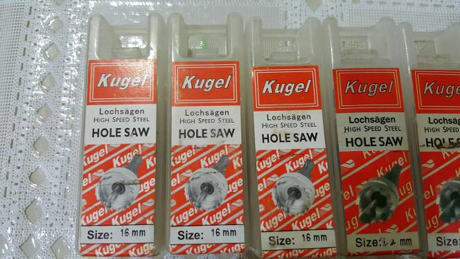Kugel (Lochsagen) High Speed Steel - Hole Saw (16 Mm)