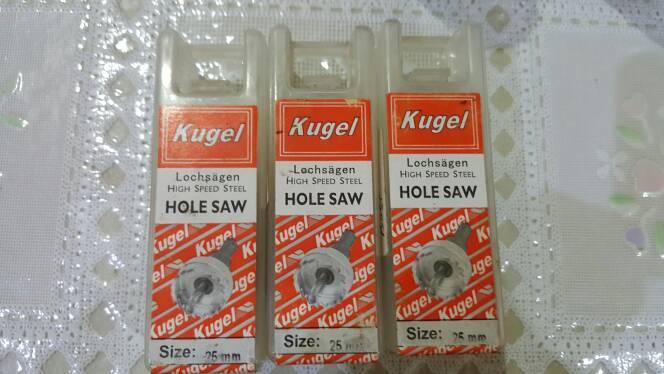 Kugel (Lochsagen) High Speed Steel - Hole Saw (25 Mm)