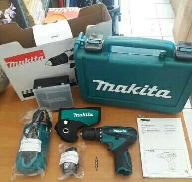 Makita - Bor Obeng Cordless Driver Drill DF 330 Z / DF 330 DWE