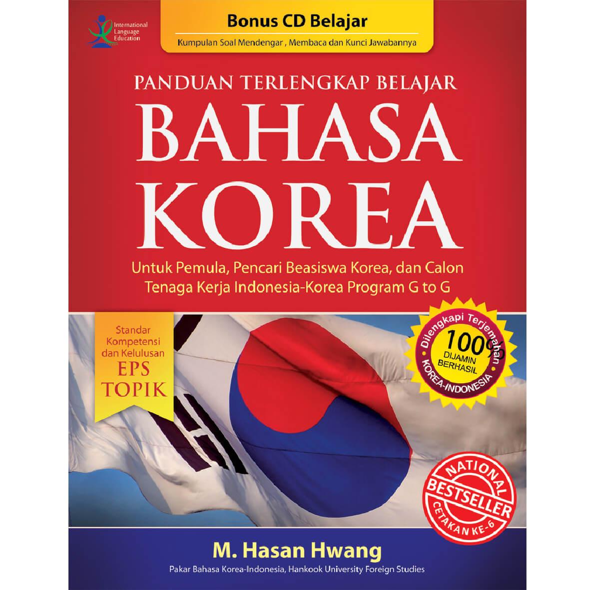 Jual Buku Belajar Bahasa Korea Buku Langka Tokopedia