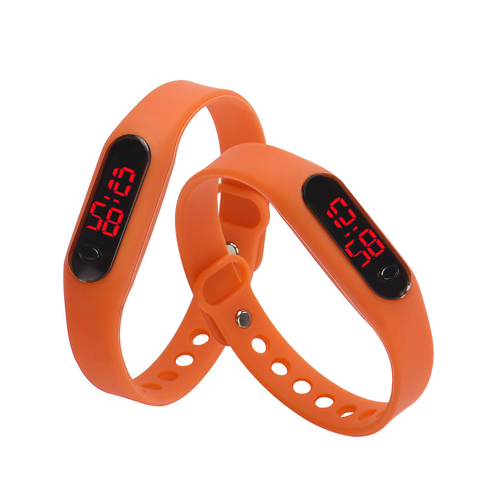 Jual Jam Tangan LCD Jam Tangan LED NikeAdidasPuma