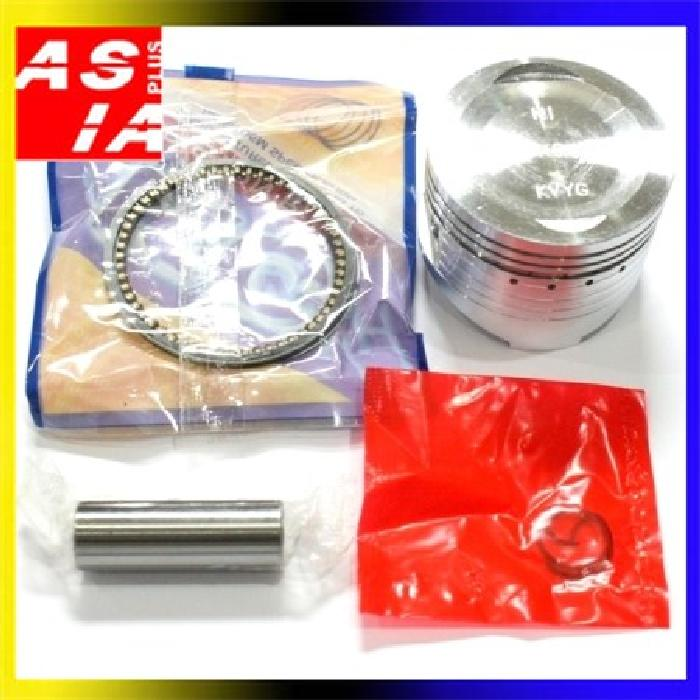 PISTON KIT PAKET SEHER SEKER KC HONDA BEAT (0.75)