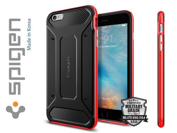 Spigen Neo Hybrid Carbon Case Iphone 6 - 6s - Dante Red