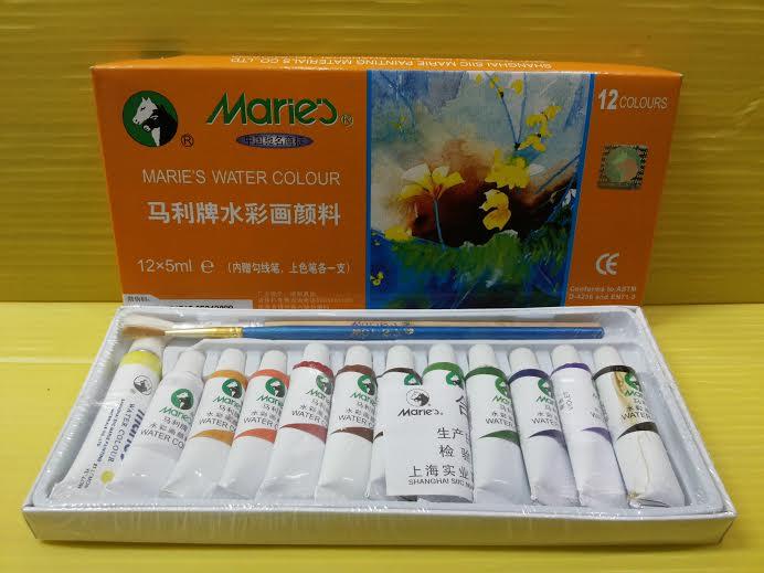Cat Air / Water Colour Marie's
