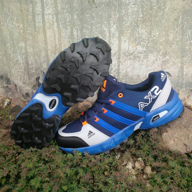 sepatu adidas ax2 tracking outdoor adventure sepatu gunung sepatu pria