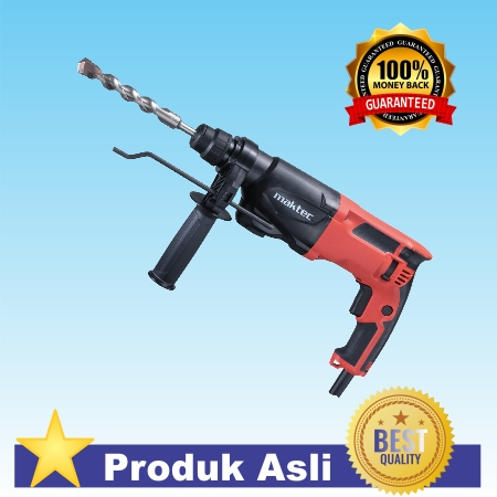 Mesin Bor Beton / Rotary Hammer 22mm MT 870 (Top Quality) Bor Tembok