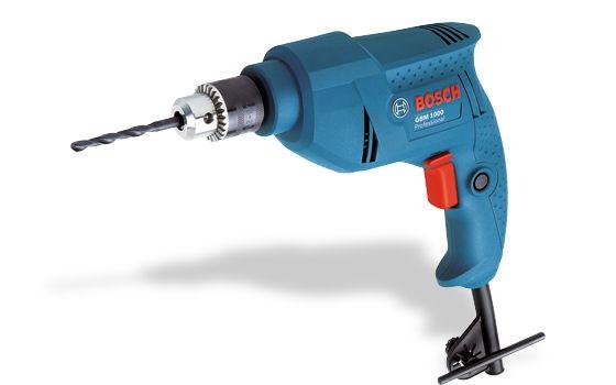 Bosch Hand Drill / Mesin Bor Tangan GBM-1000