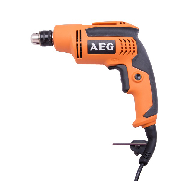 AEG Hand Drill / Mesin Bor Tangan B380RE