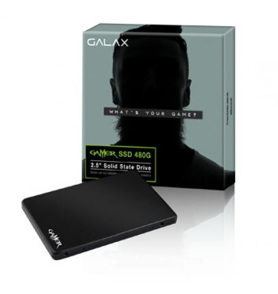 GALAX SSD GAMER L SERIES 480GB (R:540MB / S W:480 MB / S)