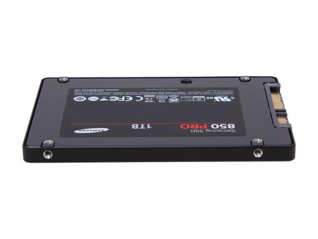 Harddisk SSD Samsung 850 PRO 1TB 2.5' Internal SATA
