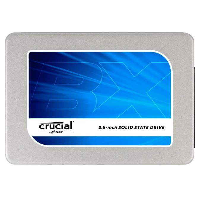 Crucial BX200 Internal SSD 240GB SATA 6GB / S - CT240BX200SSD1