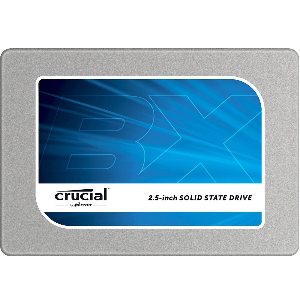 Crucial SATA 2.5 Internal SSD 6GB / S 120GB - BX100