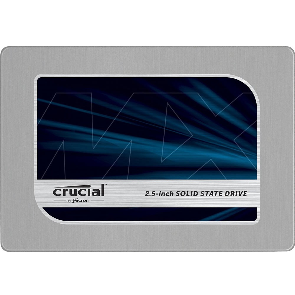 Crucial SATA 2.5 Internal SSD 6GB / S 500GB - MX200