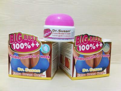 ... Jual CREAM PEMBESAR PAYUDARA DARI SINGAPORE DR SUSAN EXTRA BREAST CREAM Breast Solution Tokopedia