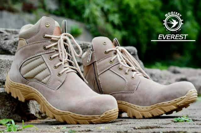 moofeat safety ujung besi everest original Murah