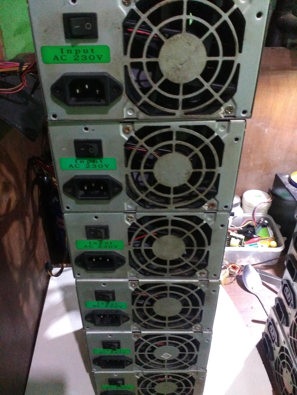 Power Supply ATX 450Watt 24pin SATA / Power Suplay ATX