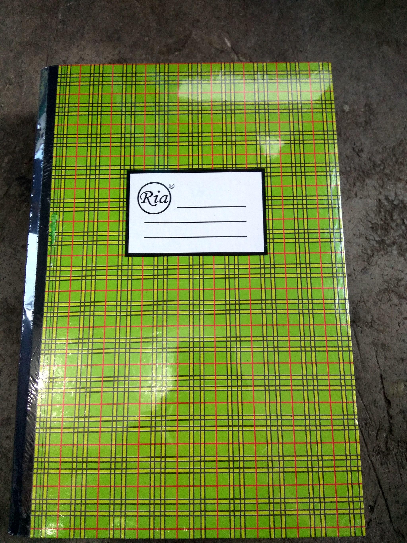 Buku Folio Ria Hardcover 100 Lembar Atk