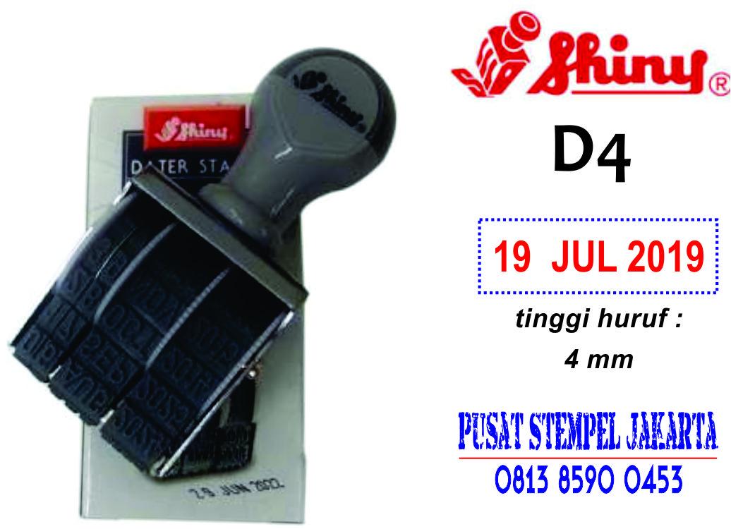 Jual Stempel Shiny D4 Tanggal Di Indonesia