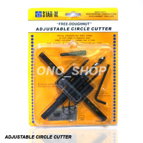 Adjustable Circle Cutter (30-120 Mm)