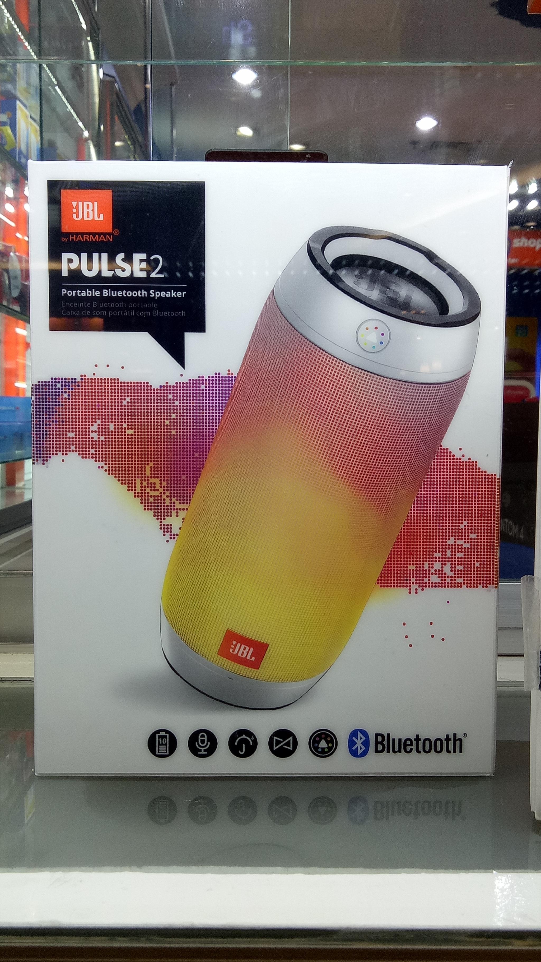 Jual Jbl Portable Bluetooth Speaker Pulse 2 Majid