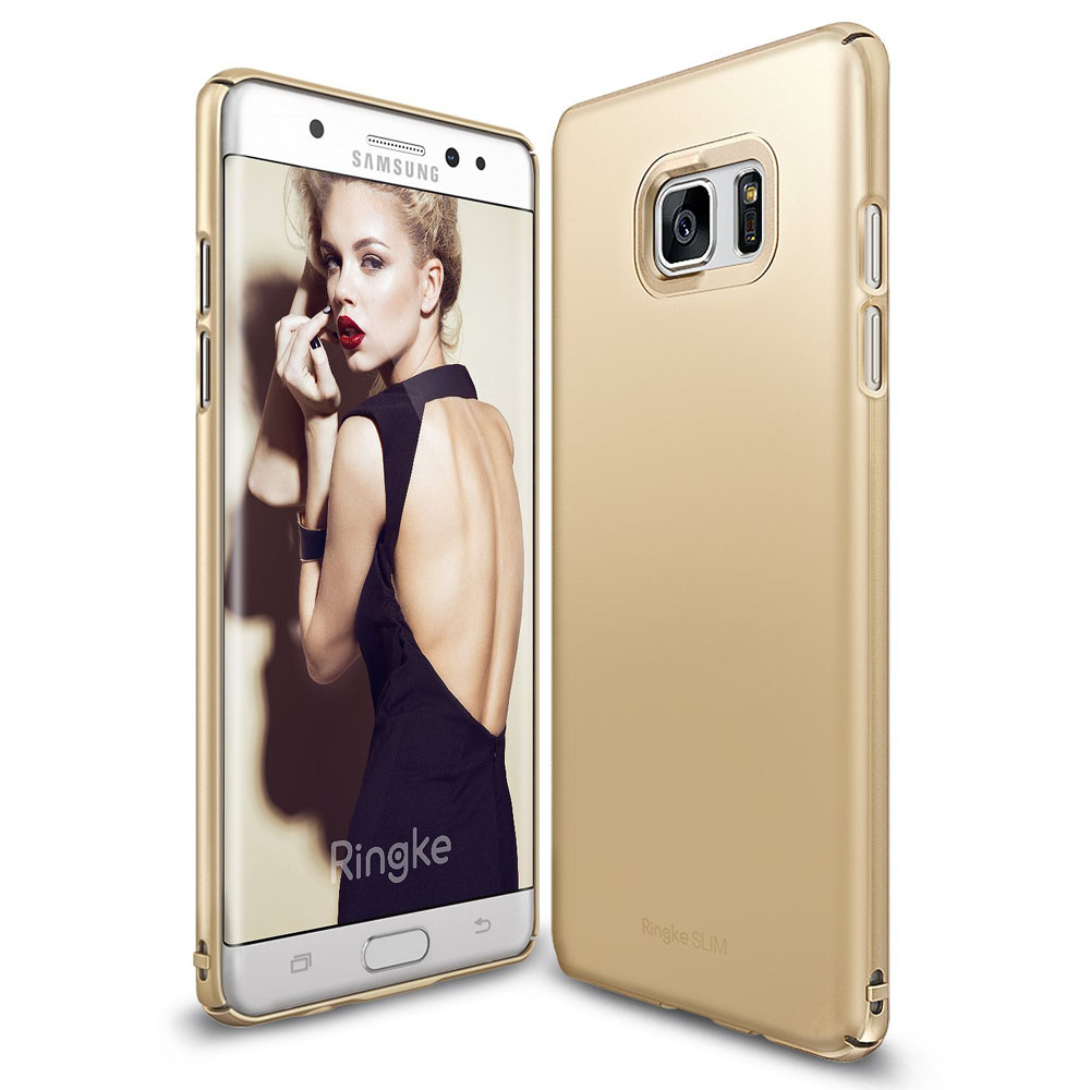 Ringke Slim for Samsung Galaxy Note 7 - Royal Gold