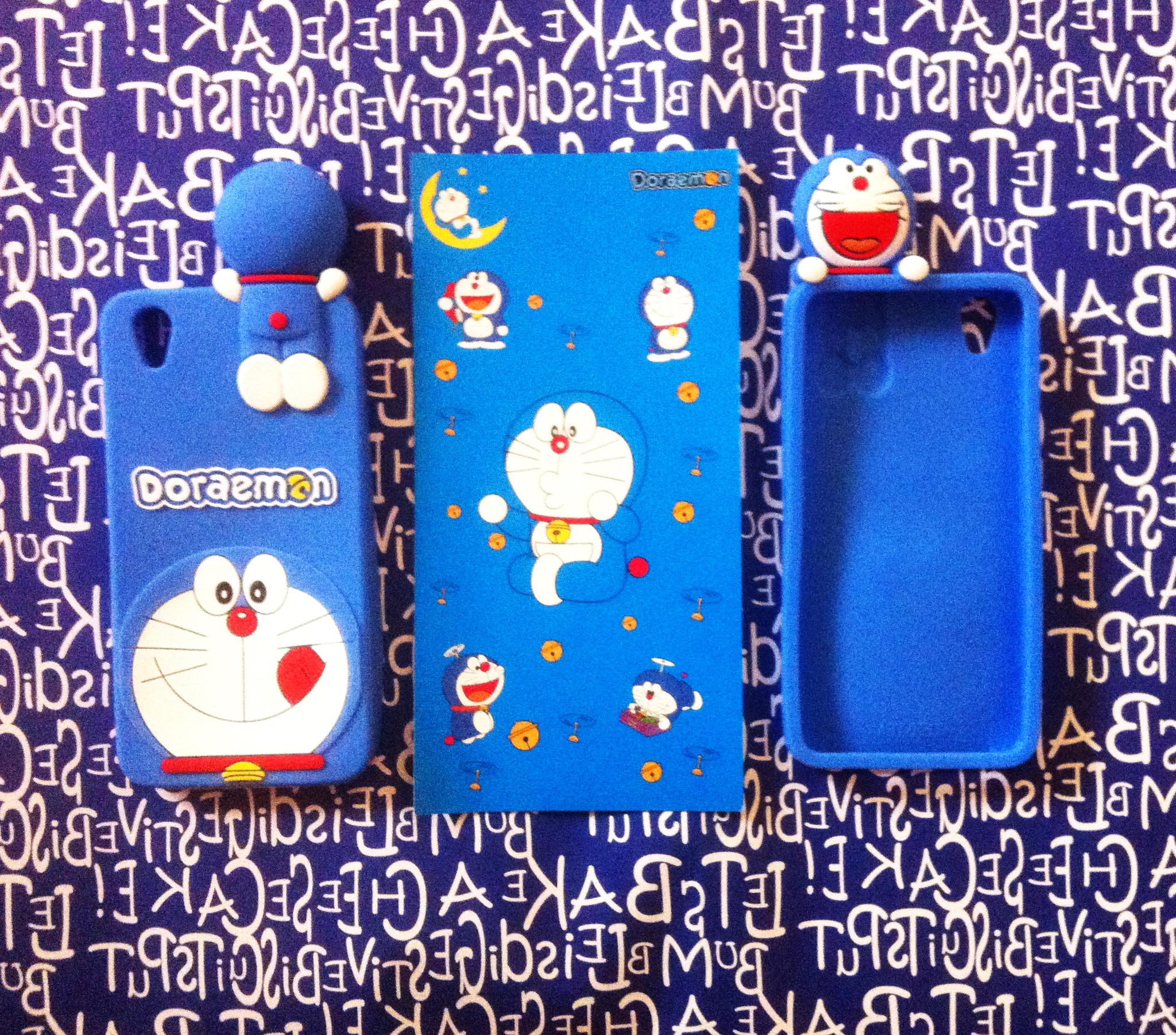 Jual Oppo Neo 9 A37 Case Silicon 3D kartun Doraemon 2 Softcase Casing