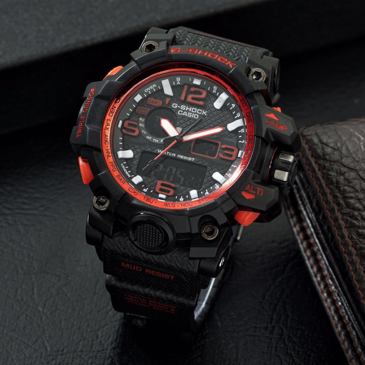Skmei 1219 Jam Tangan Pria Sport Water Resistant 50m Hitam Murah Source · Water Resistant 50m Rubber Strap Hitam Page 4 Jual jam tangan pria digital sporty ...