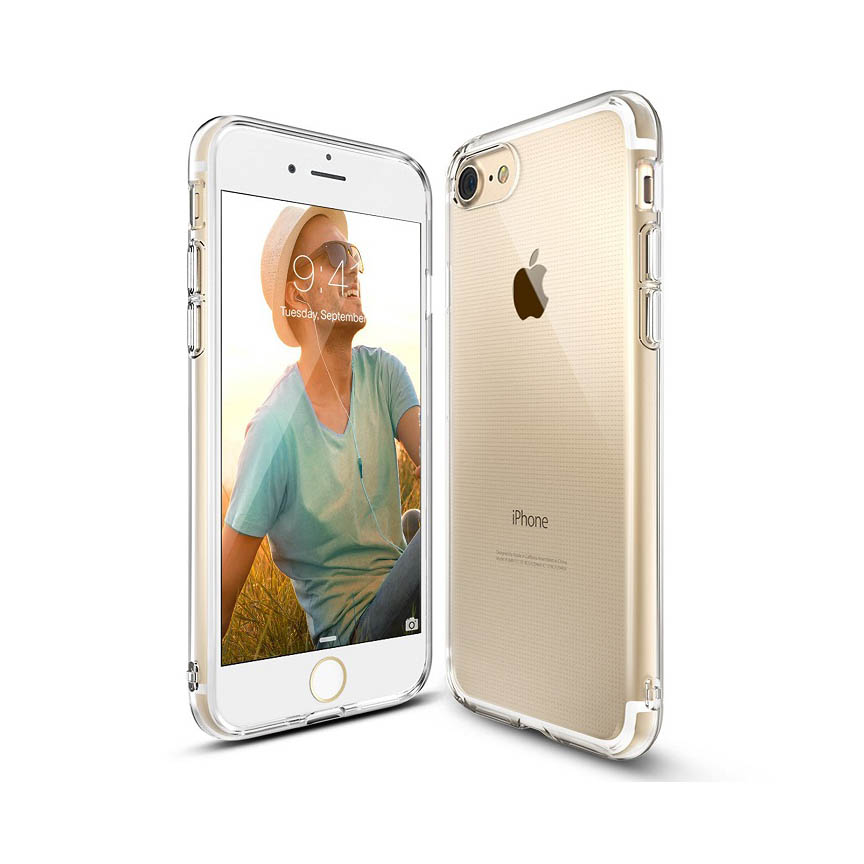 Ringke Air Soft Case for iPhone 7 - Clear Transparent