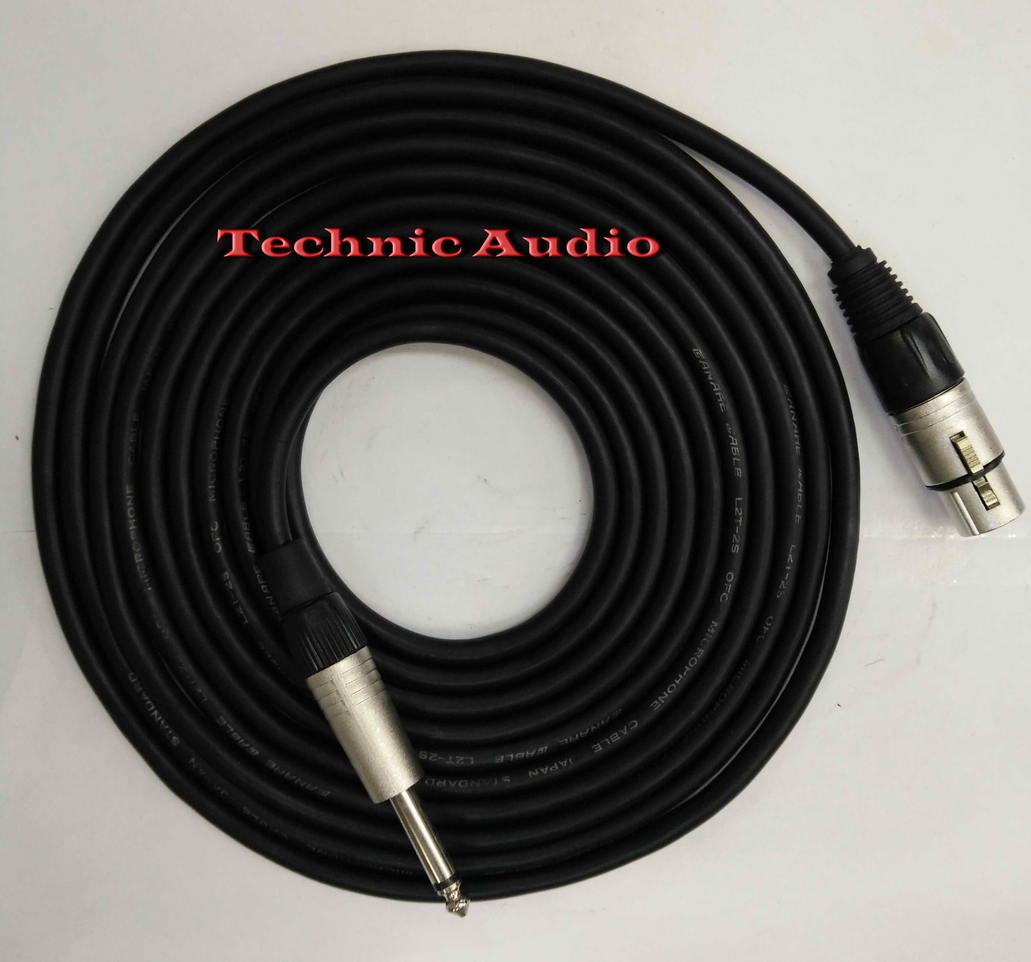 Jual Kabel Mic Microphone Cable Canare Xlr Female To Akai