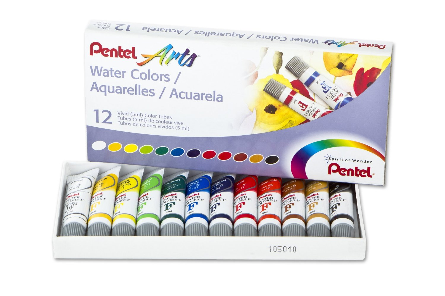 Pentel Water Colour 12