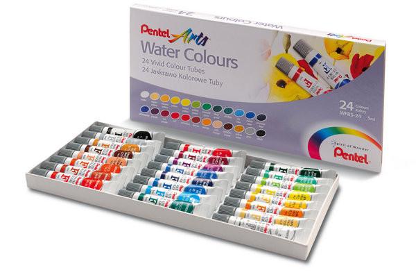 Pentel Water Colour 24
