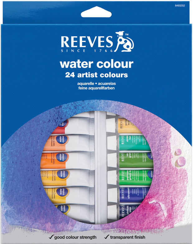 Reeves Water Colour 24