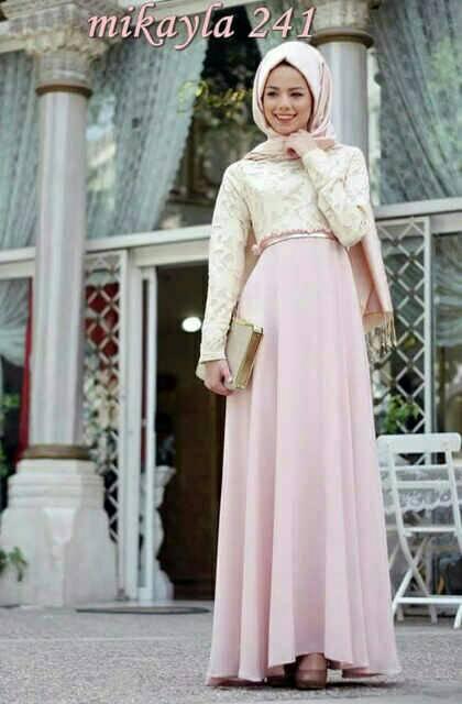maxi elisa pink