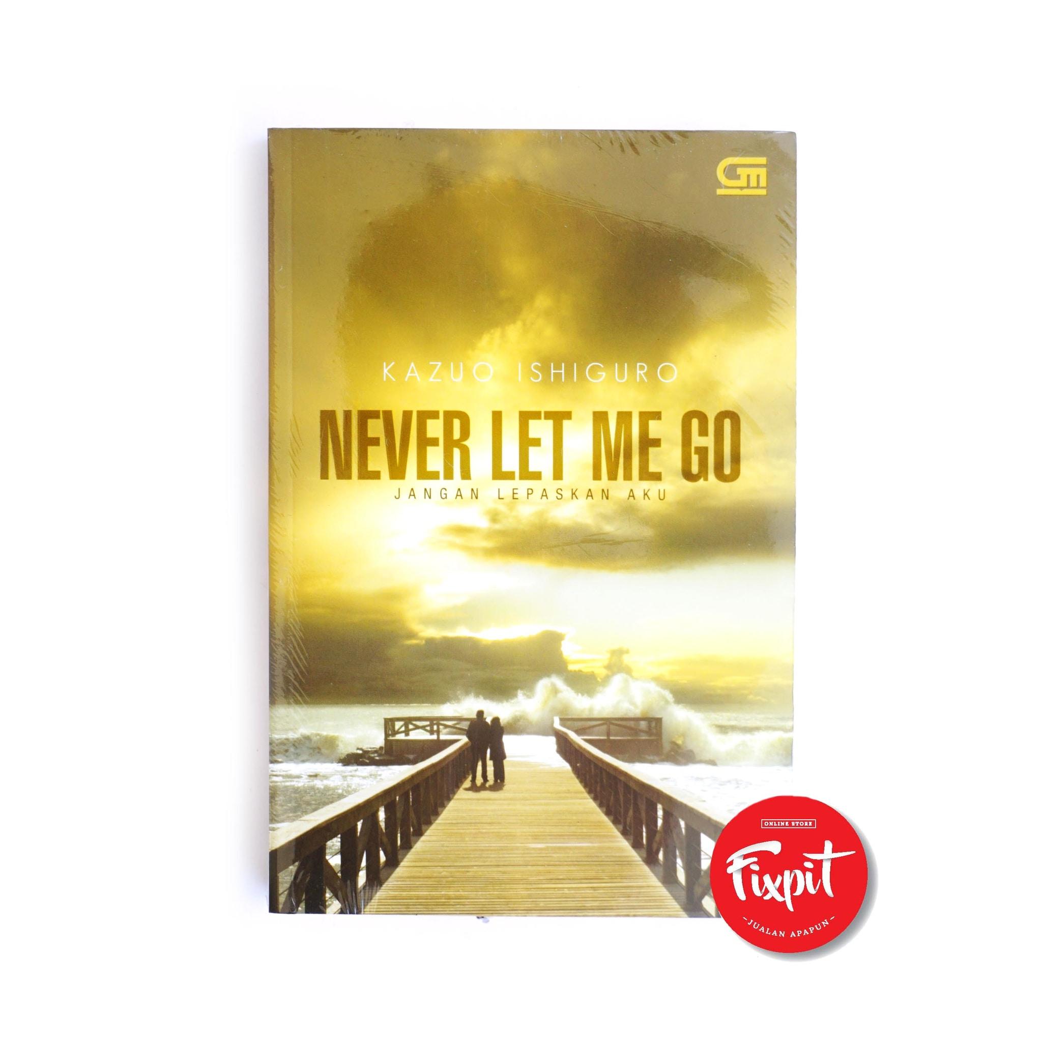 Novel Never Let Me Go  Kazuo Ishiguro