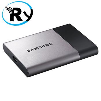 Samsung Portable SSD T3 1TB - MU-PT1T0B - Black